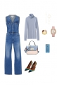 джинсовый стиль 2