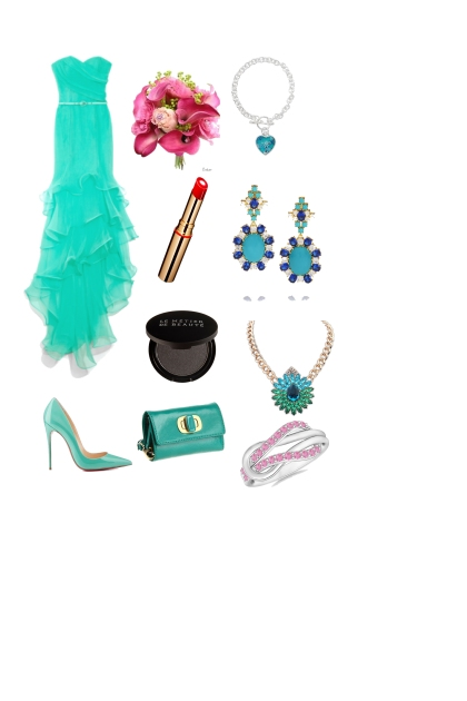 Maid of Honor 2 Outfit - Kreacja