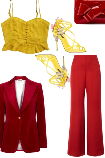 Red-yellow