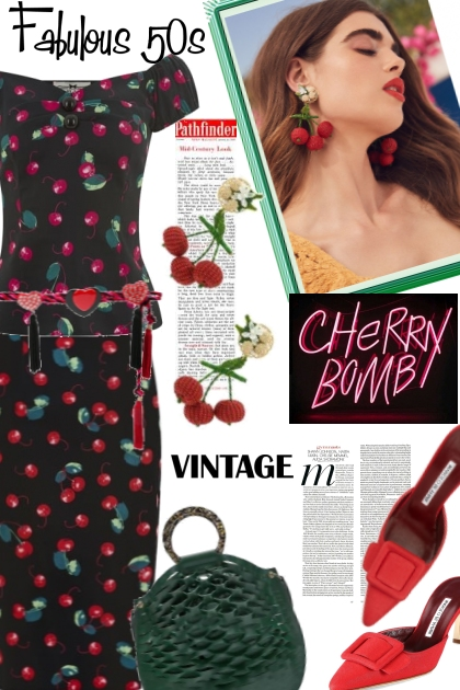 Cherry Bomb: Fabulous 50s