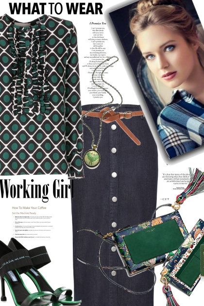 What To Wear: Working Girl