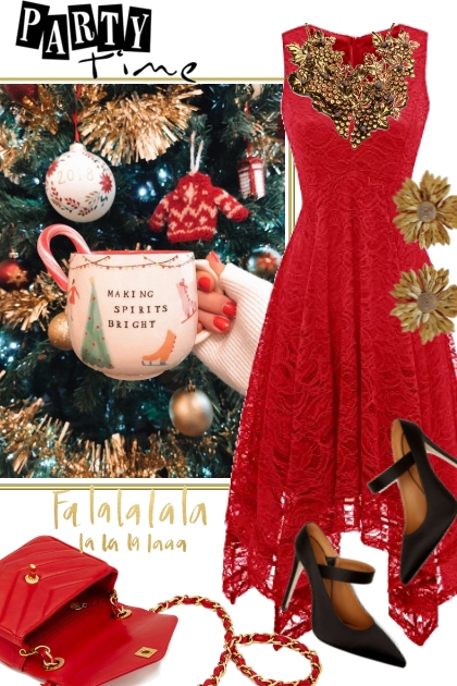 Party Time: Making Spirits Bright