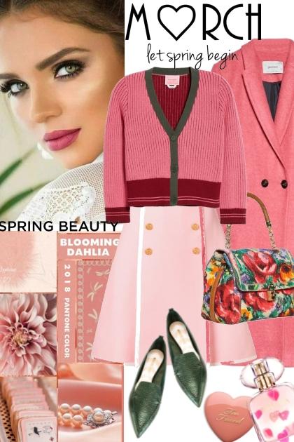 March: Let Spring Begin