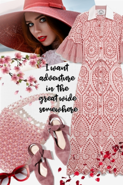 I Want Adventure...