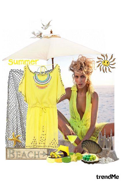 Summer Look- Combinazione di moda