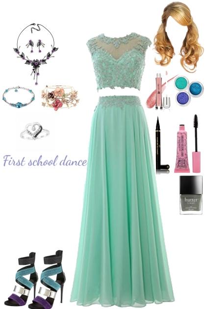 First school dance