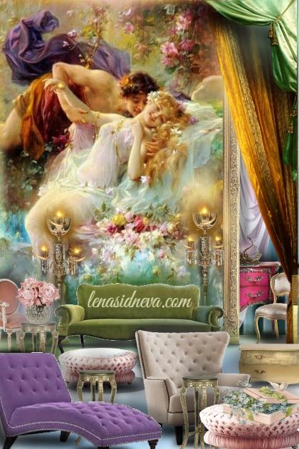 Нежная любовь - Fashion set