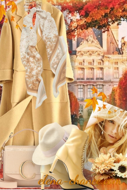 Осенняя прогулка ❤- Modekombination