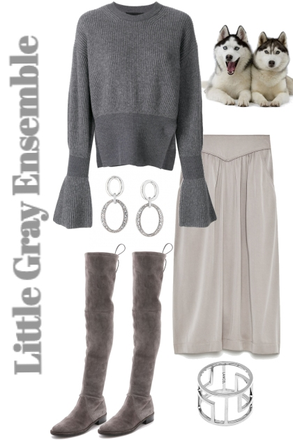LITTLE GRAY ENSEMBLE