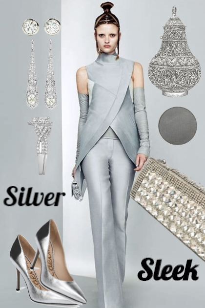 Silver Sleek