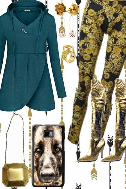 TIGHTS OUTFIT FOR FALL
