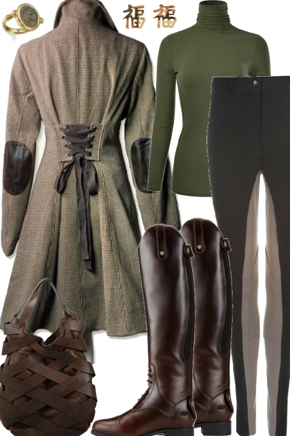 EQUESTRIAN STYLE POP