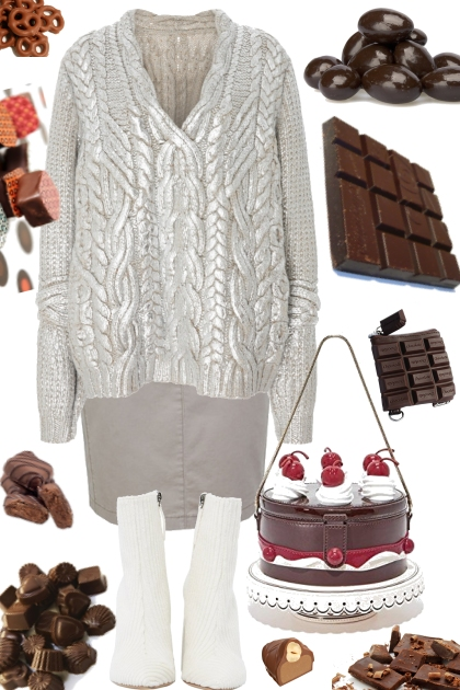 FROZEN CHOCOLATE !