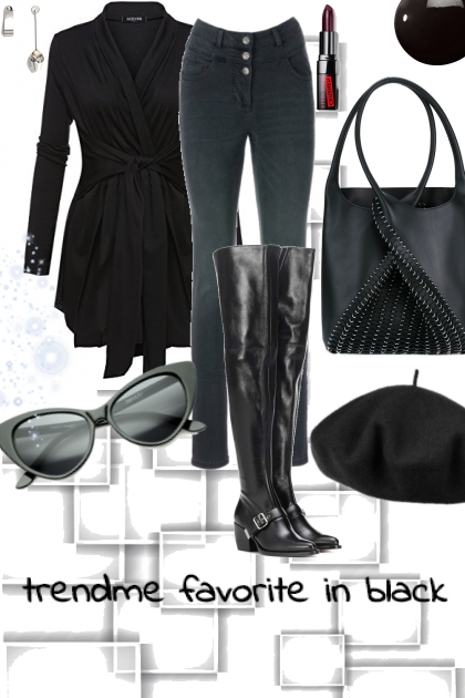 Trendme Favorites: BLACK
