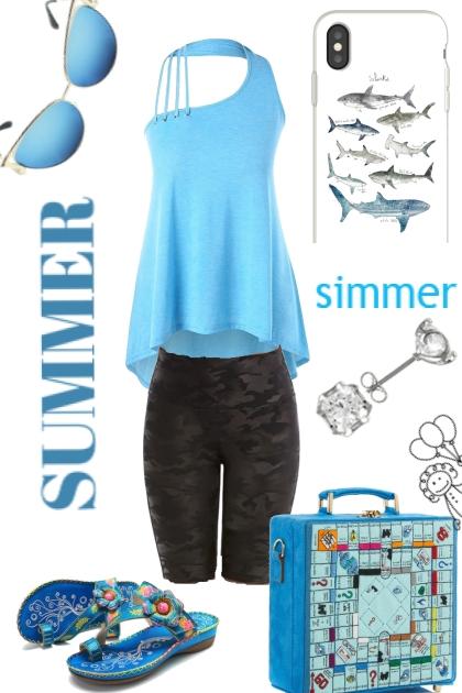 THE SWEET SUMMER SIMMER