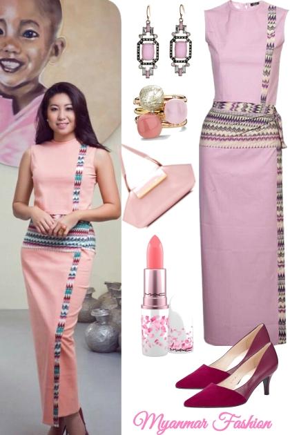 THAT MYANMAR DRESS