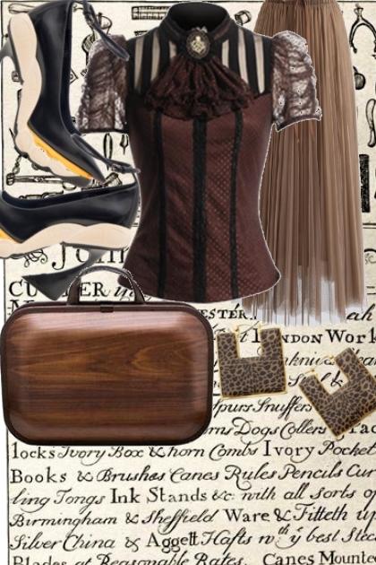 BROWN <3- Fashion set