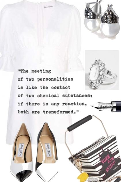 [] LITTLE WHITE DRESS []