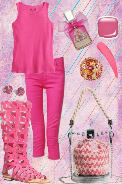 YES, PINK