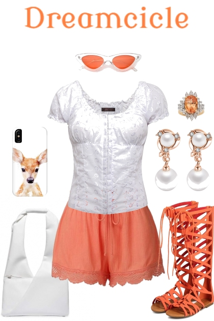 ,,ORANGE AND WHITE,,