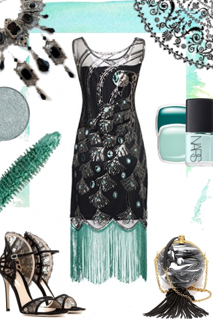 PARTY DRESS ON TREND ME