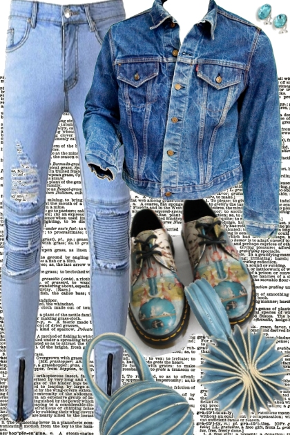 HERE IS SOME DENIM