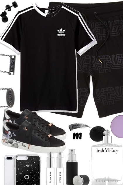 TREND ME TOP ATHLEISURE