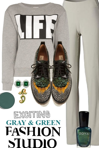 LIFE SWEATER ON TREND ME