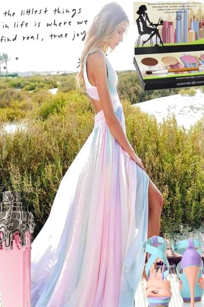 PASTEL BEAUTY- Combinaciónde moda