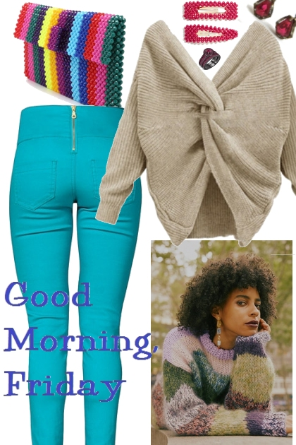 GOOD MORNING, FRIDAY ! <3 <3- Fashion set