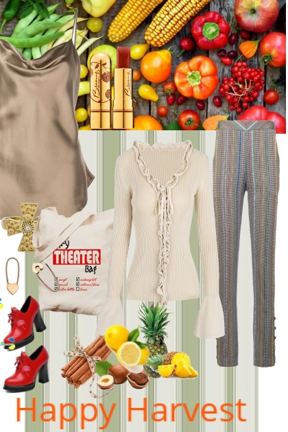AUTUMN CASUAL 101319...- Fashion set