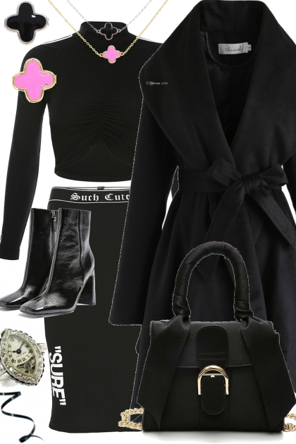 BLACK TREND ME FAVORITES 101519