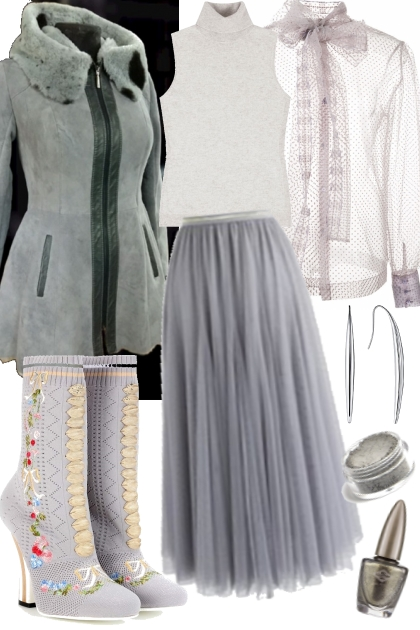FASHIONABLY LATE- Combinaciónde moda