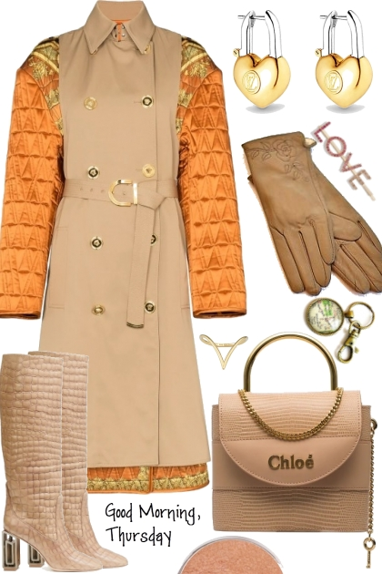 THURSDAY'S COAT