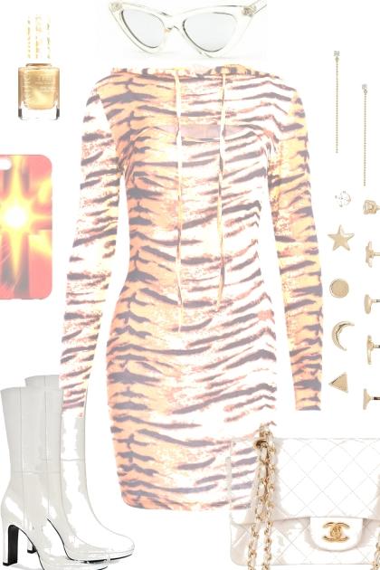HAZY TIGER