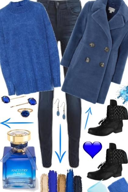 ----> BLUE DIRECTION <----- Fashion set