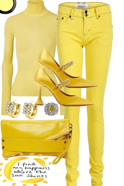 BRING ON THE YELLOW