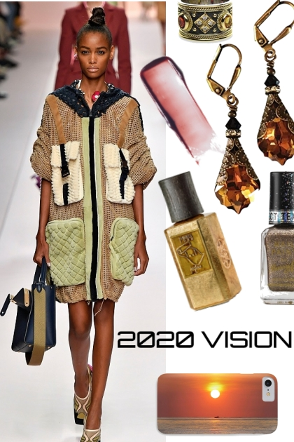 2020 VISION - FASHION FORWARD