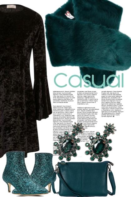 """BLACK VELVET DRESS >.:;:;"""";':"""