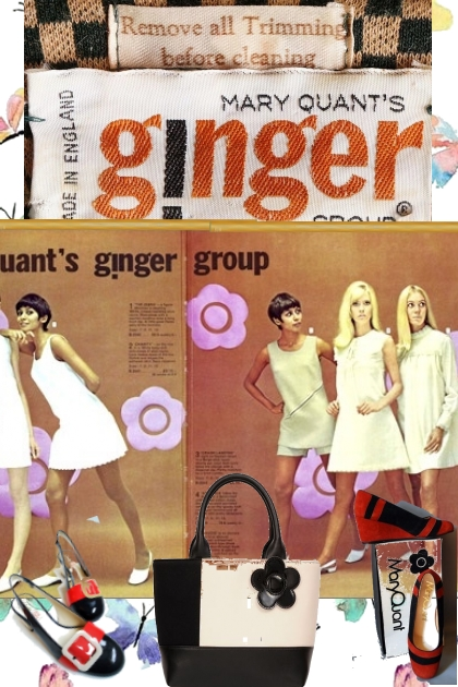SWEET MARY QUANT  MID SIXTIES SUMMER