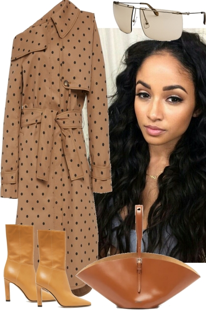 TRENCH COAT I LIKE ON TREND ME