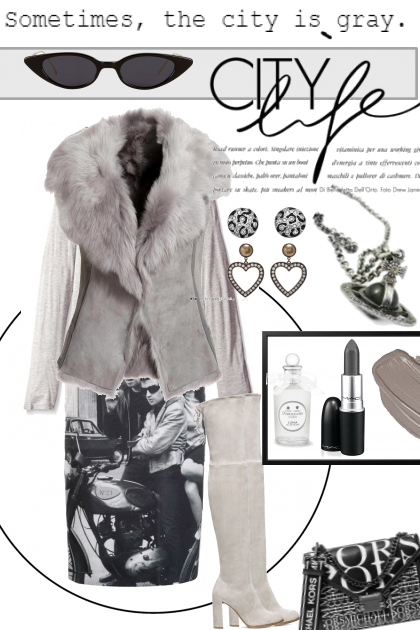 TREND ME FAVORITES : URBAN GRAY