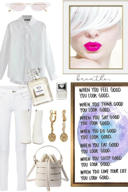 TREND ME FAVORITES ~ WHITE SPRING