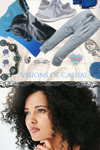 VISIONS OF CASUAL