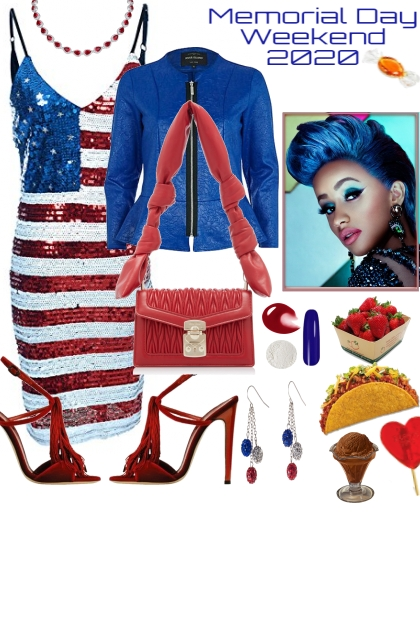2020 MEMORIAL DAY WEEKEND 2020- Fashion set