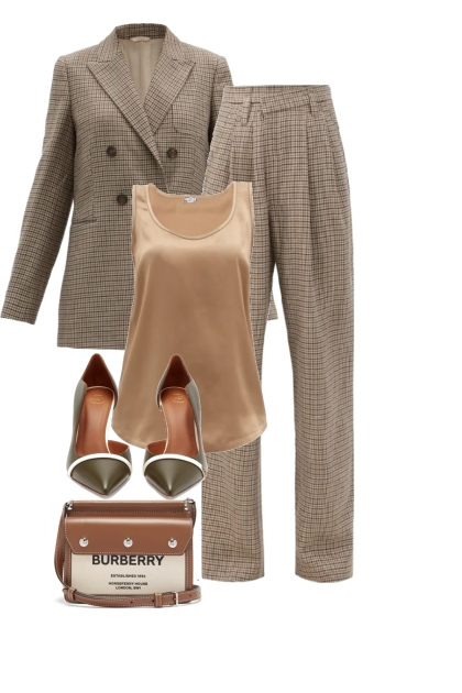SUIT FOR FALL 62720