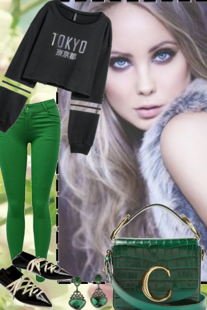 MISS GREEN JEANS