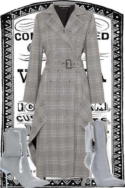 COAT DRESS 2020
