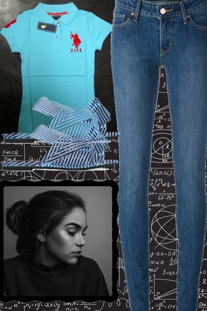 9620 WALKING- Fashion set