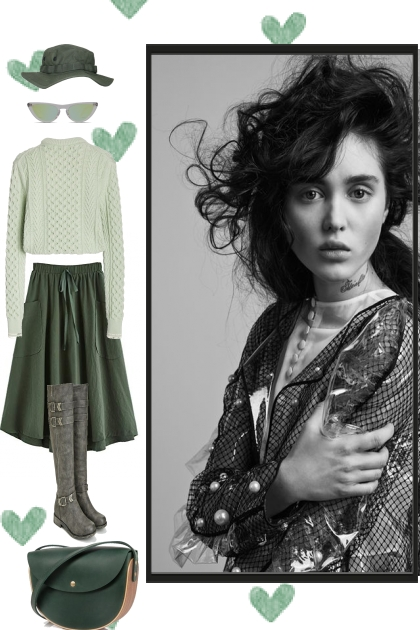 SKIRT FEATURED ON TREND ME 1132020